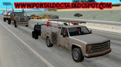 Cleo3 Trucks and Trailers
