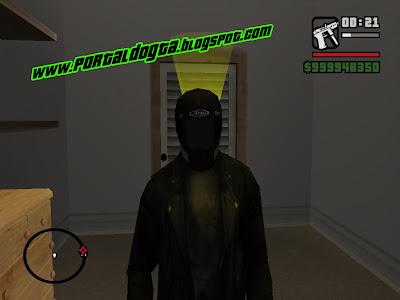 SA-Capacete Black Helmet