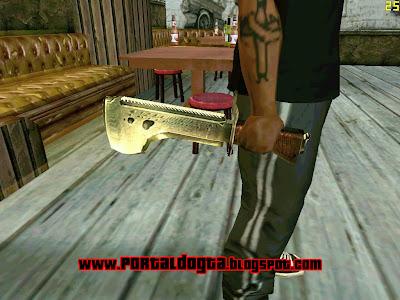 SA-Mod Arma Russian Machete