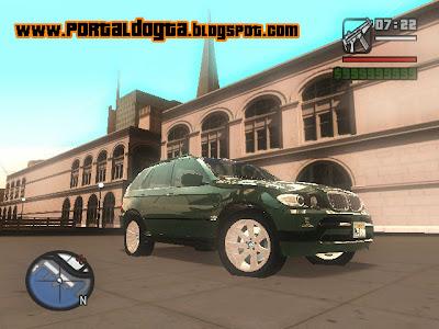 SA-BMW X5