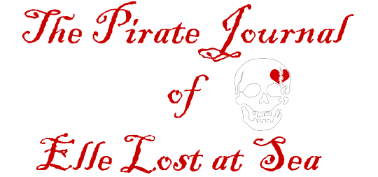 The Pirate Journal of Elle Lost at Sea