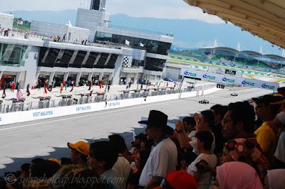 A1GP Race Malaysia