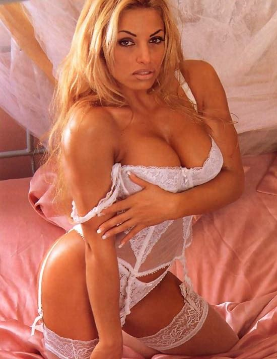 trish stratus in playboy