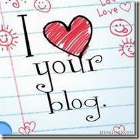 1°premio... I love your blog
