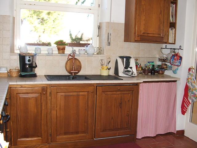Casa della mamma benvenuti nella mia cucina for Finestra in cucina