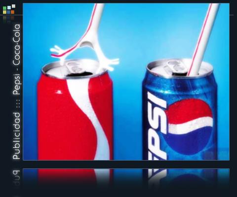 comercial coca cola looks