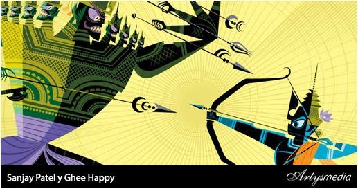 Sanjay Patel y Ghee Happy