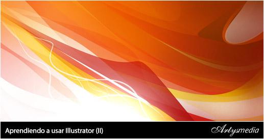 Aprendiendo a usar Illustrator (II)