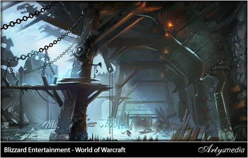 World of Warcraft - Artwork
