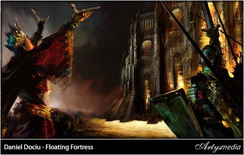 Daniel Dociu - Floating Fortress