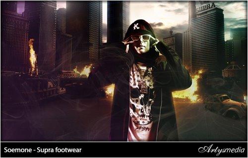 Soemone - Supra footwear