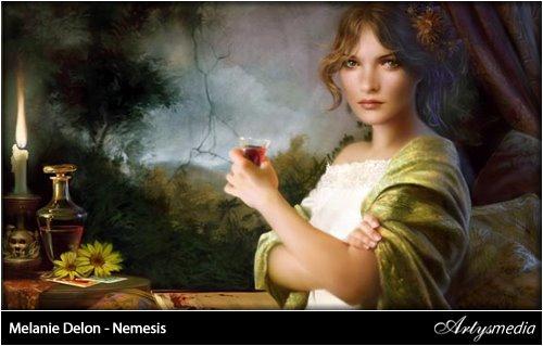 Melanie Delon - Nemesis