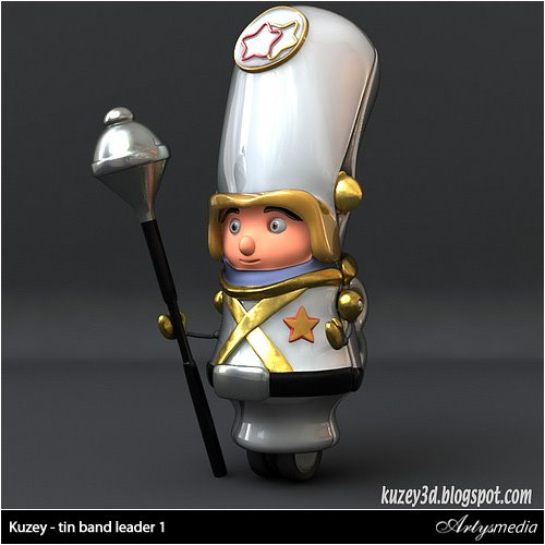 Kuzey - tin band leader 1