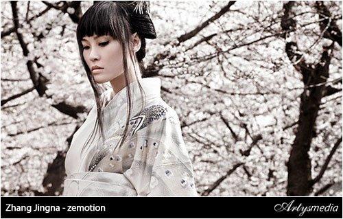 Zhang Jingna - zemotion
