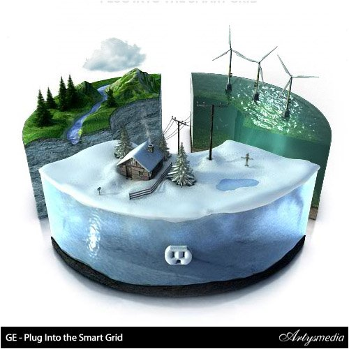 GE - Plug Into the Smart Grid