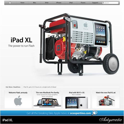 iPad XL