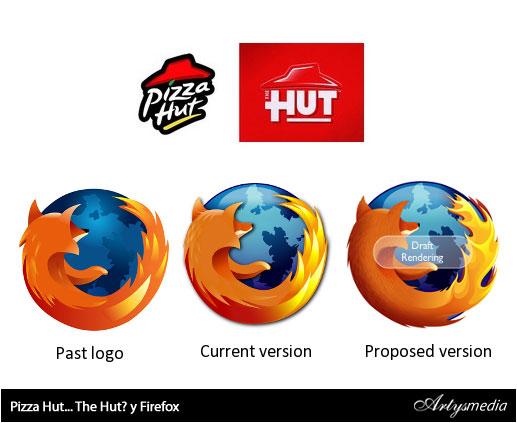 Pizza Hut... The Hut?