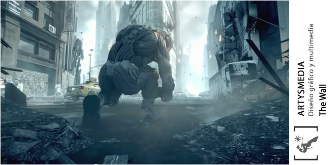 Official Crysis 2: 'The Wall' Trailer (made by Maverick)