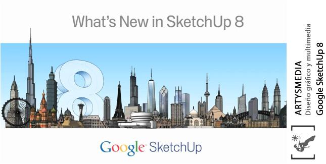 Google SketchUp 8