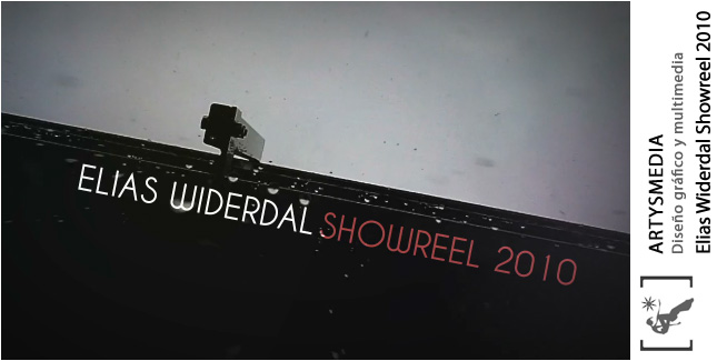 Elias Widerdal Showreel 2010