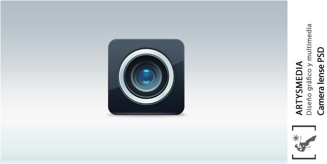 Camera lense PSD