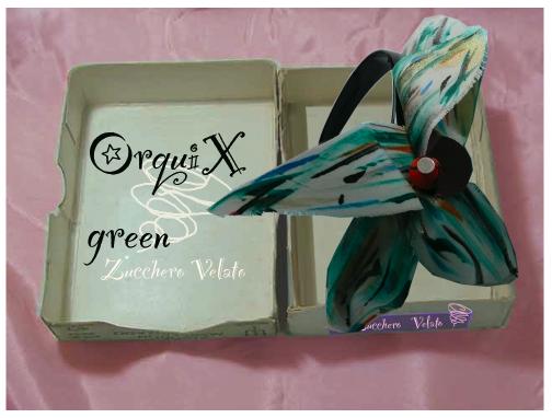 OrquiX green