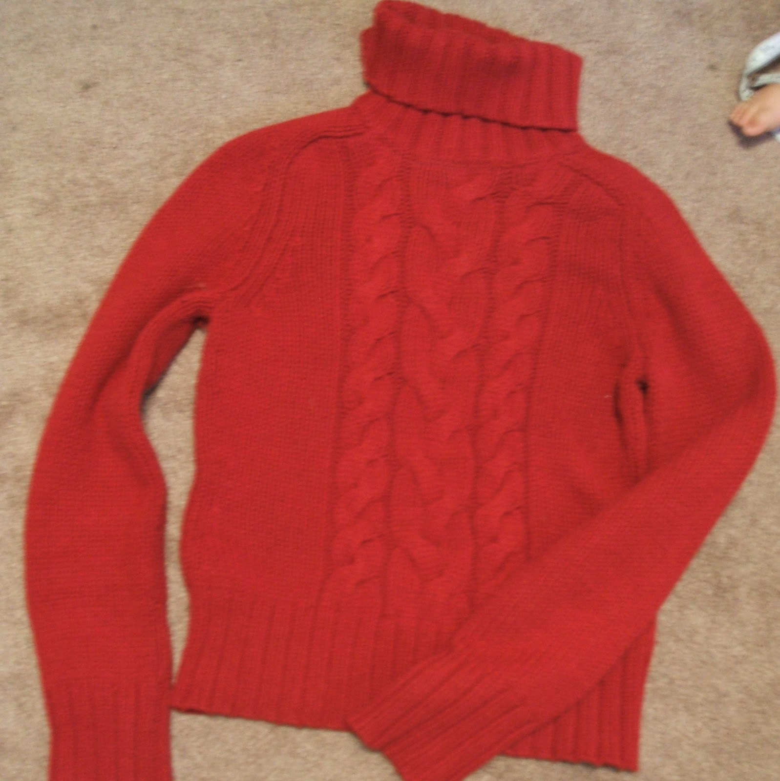 Be Different...Act Normal: CWTS Sweater and boots