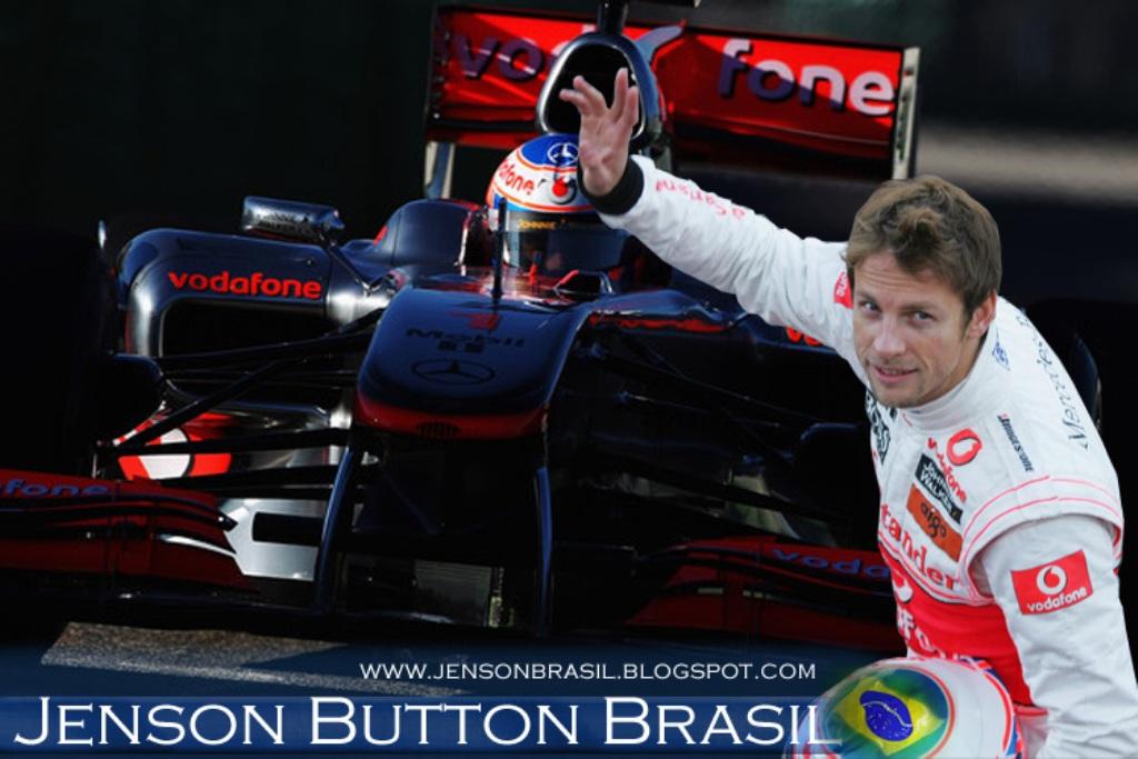 Jenson Button Brasil
