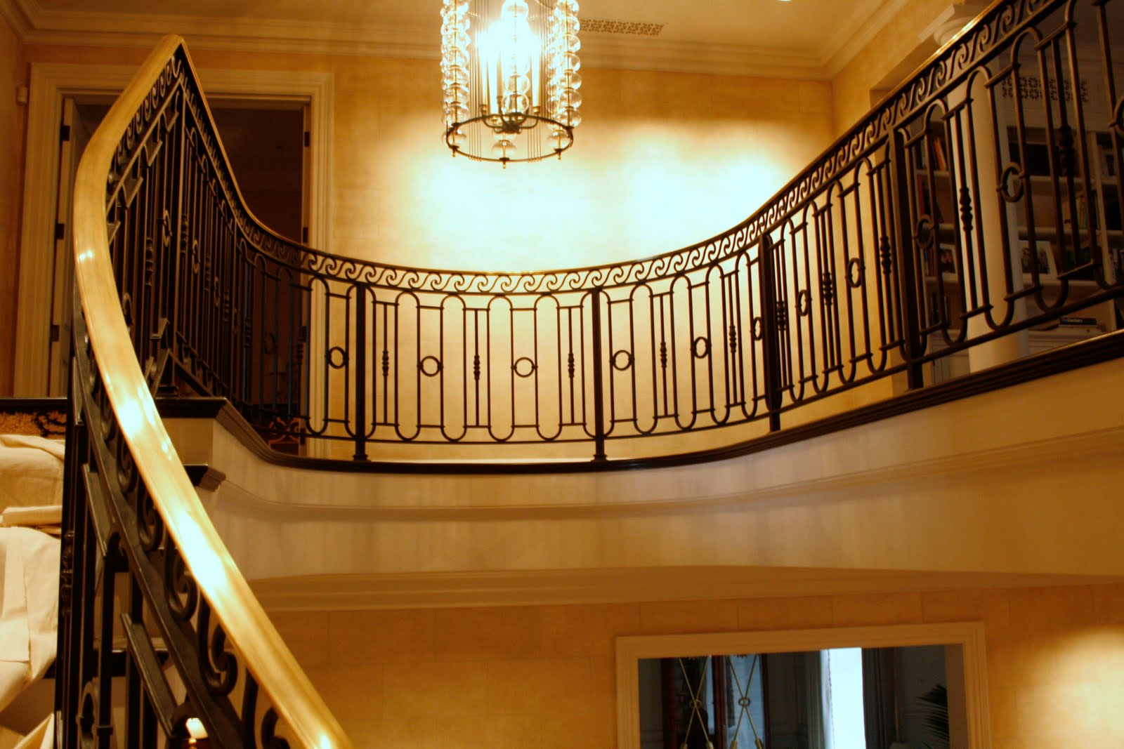 Metalgraphic Interior Stair Railings Bel Air