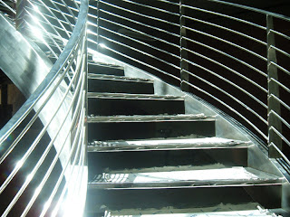 Round Staircase Wrought Iron : Spiral Stairs   Staircase Installation Los  Angeles