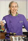 Jill Cooks Under Pressure
