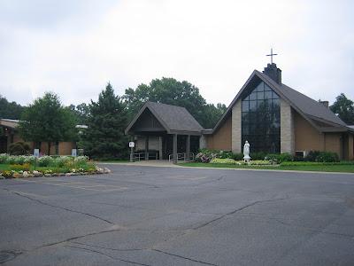 St. Ann catholic church Augusta Michigan