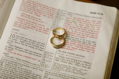 Musings on Mormonism: Wedding Vows