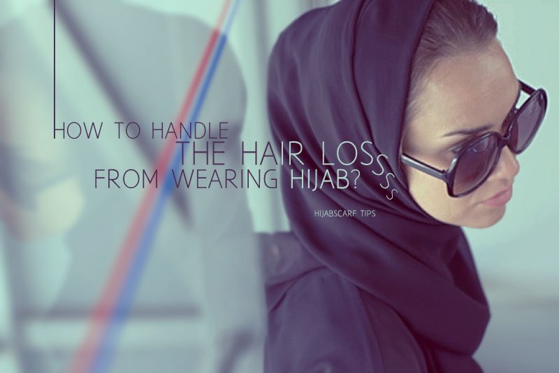 Hijab and Hair Loss - Hijab Scarf