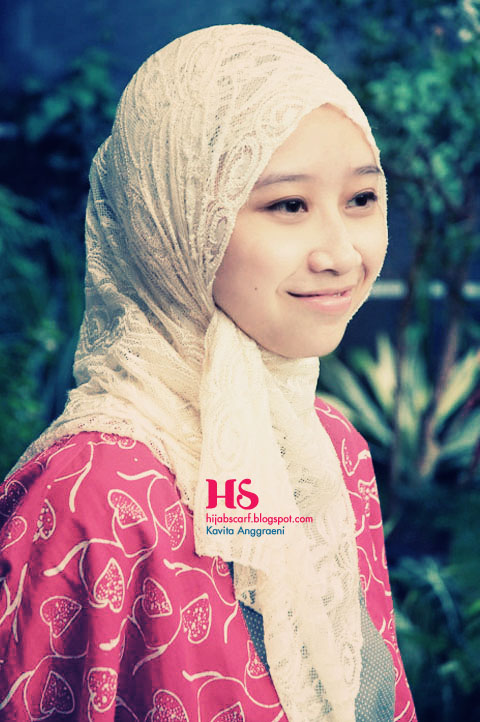 Interview with Mrs. Kavita Anggraeni - Hijab Scarf