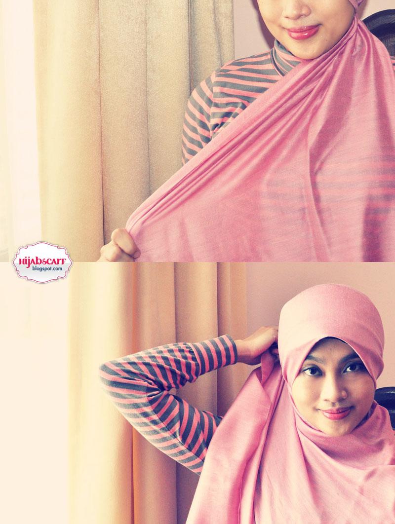 Hijabers Tutorial Sakinah TUTORIAL HIJAB PRAKTIS