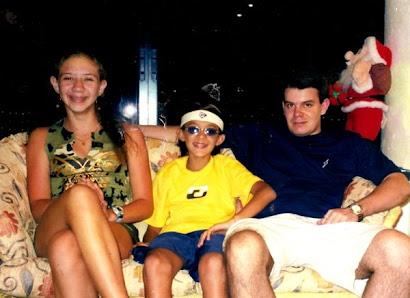 Marcella, Nickolas e Rodrigo
