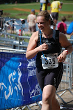 Nottingham Triathlon 2010