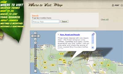 Caribbean Google Maps Mashup Roundup