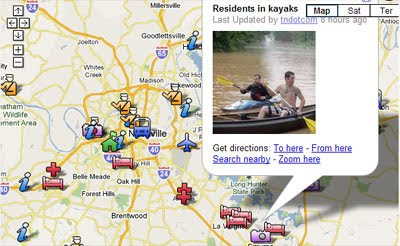 Maps Mania Maps Of The Nashville Flood