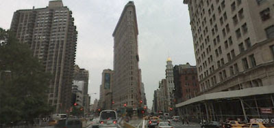 The Flatiron Building today