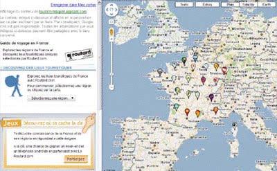 Maps Mania: Google Maps Treasure Hunt in Paris