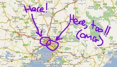 Maps mania melbourne earthquake on google maps melbourne earthquake on google maps gumiabroncs