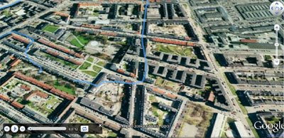 Google Earth Create Tour From Gps Track