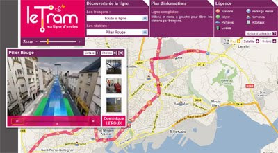 Maps Mania The Best of Brest on Google Maps