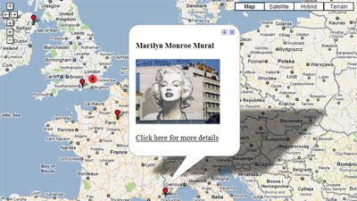 Maps mania finding wall mural art with google maps the site contains a growing database of locations photos and documentation about murals and provides a handy google map so that you gumiabroncs Images