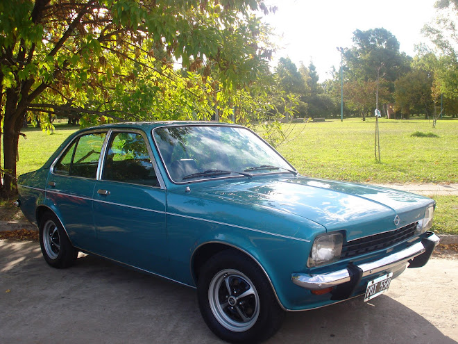 El Opel de Rober