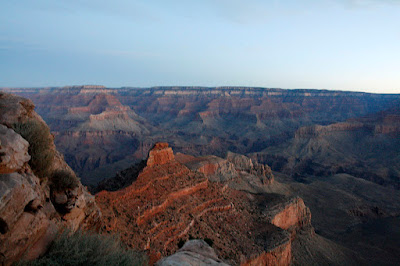 Grand Canyon Sunrise View