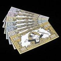 Monopoly Dollars