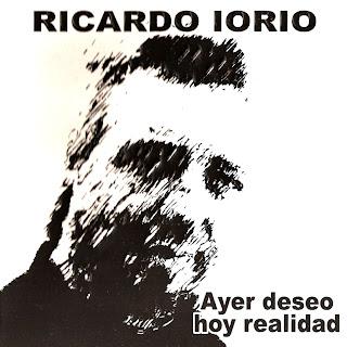 Ricardo Iorio Ayer Deseo Hoy Realidad Tapas placa arte cover art ipod